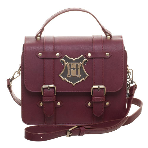 Harry Potter Hogwarts Satchel Handbag