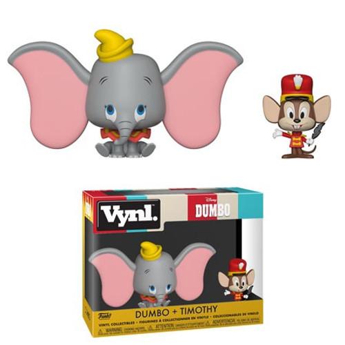 Funko Disney Vynl. Dumbo & Timothy Vinyl Figure 2-Pack
