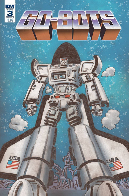 IDW Go-Bots #3 Comic Book