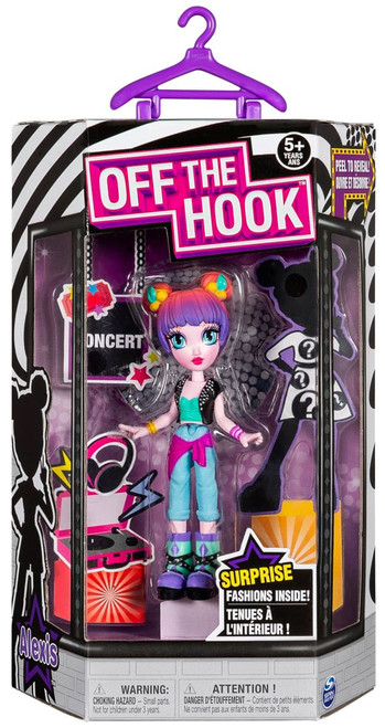 Off the Hook Concert Alexis Mini Doll