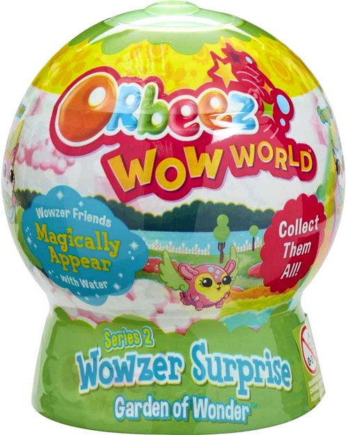 Orbeez Wow World Series 2 Wowzer Surprise Garden of Wonder Mystery Pack
