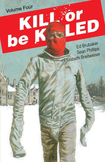 Image Comics Kill or be Killed Volume Four Trade Paperback Comic Book