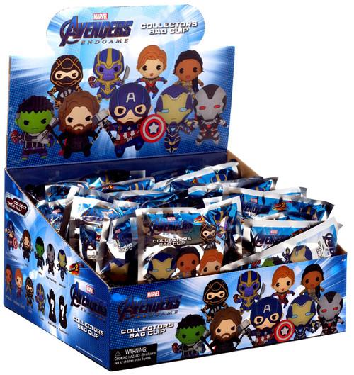 Marvel 3D Figural Foam Bag Clip Series 2 Avengers: Endgame Mystery Box [24 Packs]