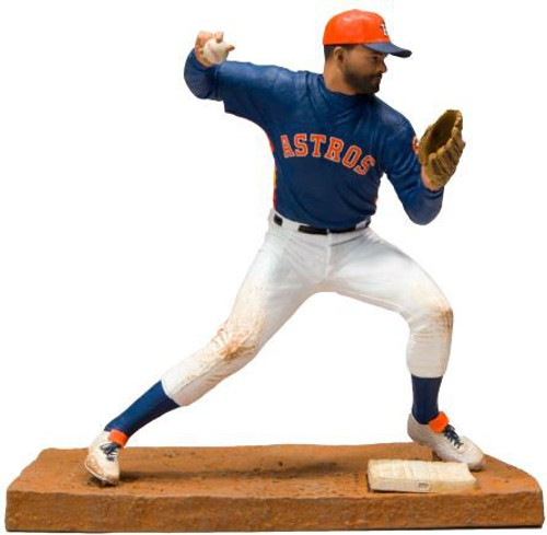McFarlane Toys MLB Houston Astros The Show 19 Jose Altuve Action Figure