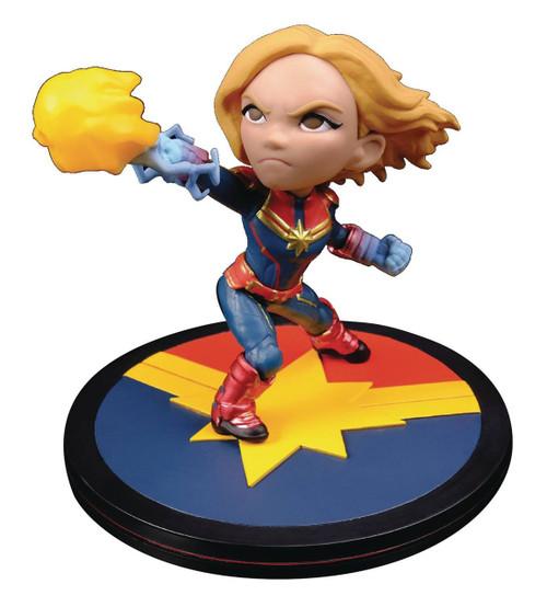 Q-Fig Captain Marvel 4.75-Inch Diorama Figure