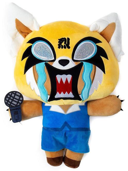 Sanrio Phunny Aggretsuko Rage 16-Inch Plush [HugMe, Vibrates!]