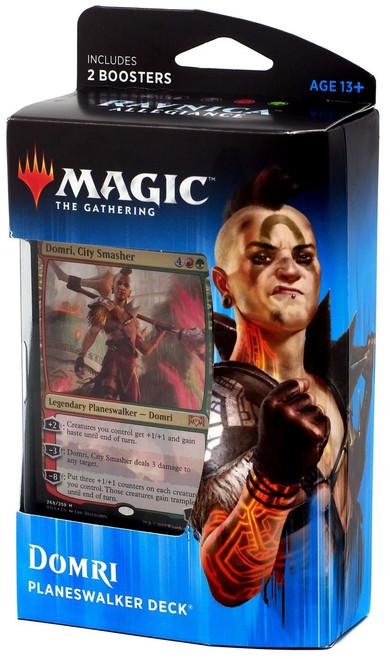 MtG Trading Card Game Ravnica Allegiance Domri Planeswalker Deck