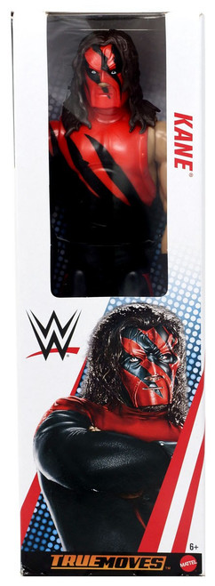WWE Wrestling True Moves Kane Action Figure