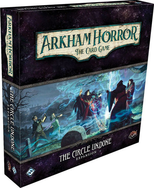 Arkham Horror The Card Game The Circle Undone Expansion