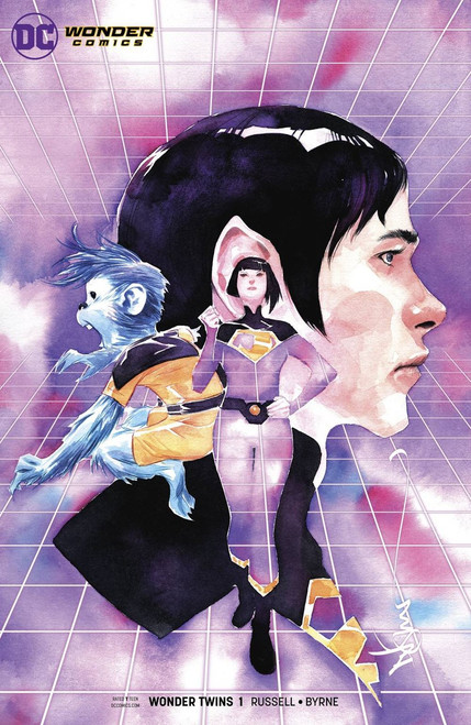 DC Wonder Twins #1 Comic Book [NguyenVariant Cover]