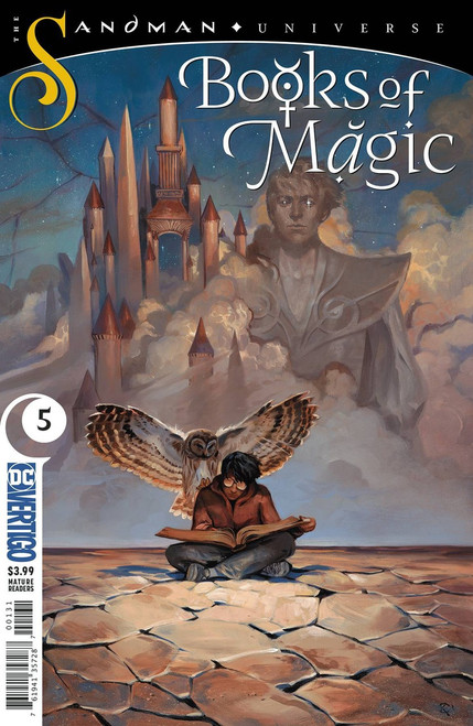 DC Books of Magic #5 The Sandman Universe Comic Book