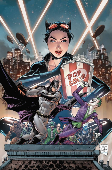 DC Catwoman #8 Comic Book [Tony S. Daniel Variant Cover]