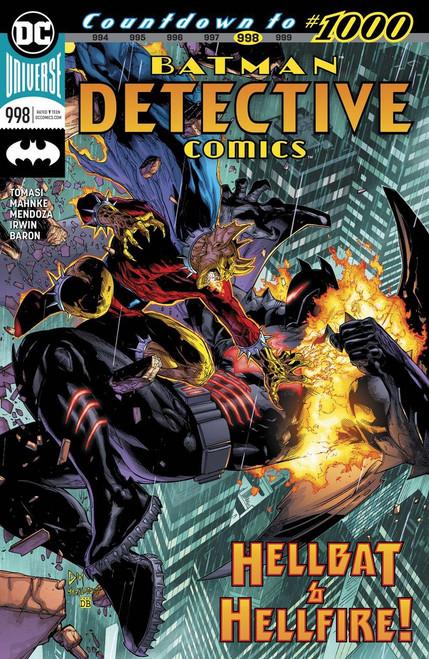 DC Detective Comics #998 Comic Book