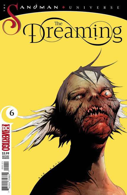 DC Dreaming #6 The Sandman Universe Comic Book