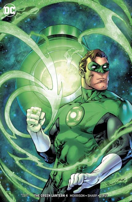 DC Green Lantern #4 Comic Book [Tom Raney Variant Book]
