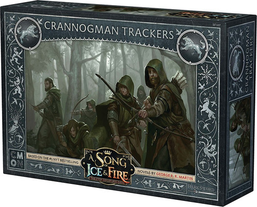 A Song of Ice & Fire Stark Crannogman Unit Box Tabletop Miniatures Game