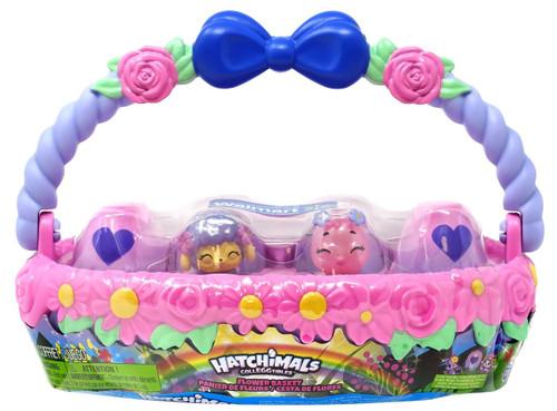 Hatchimals Colleggtibles Flower Basket Exclusive 6-Pack