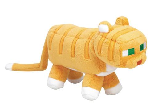 Minecraft Adventure Tabby Cat 7-Inch Plush