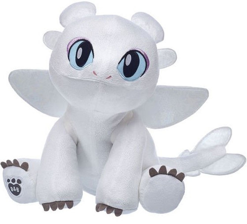 How to Train Your Dragon The Hidden World Lightfury Exclusive 15-Inch Plush