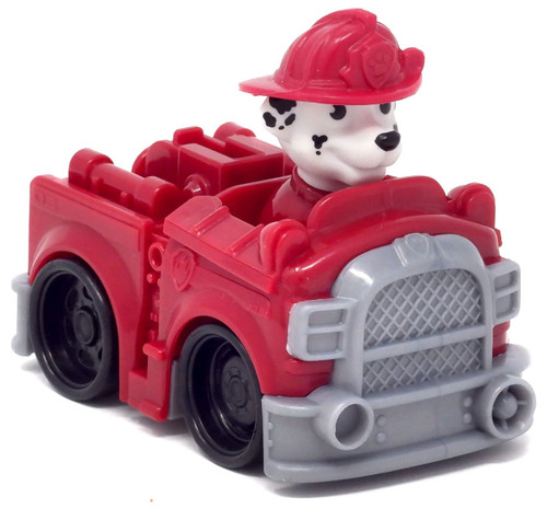 Paw Patrol Rescue Racer Marshall Figure [Figure Does Not Come Out! Version 2]