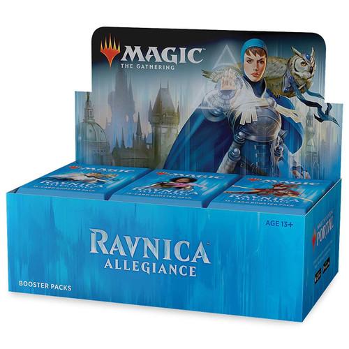 MtG Trading Card Game Ravnica Allegiance Booster Box [36 Packs]