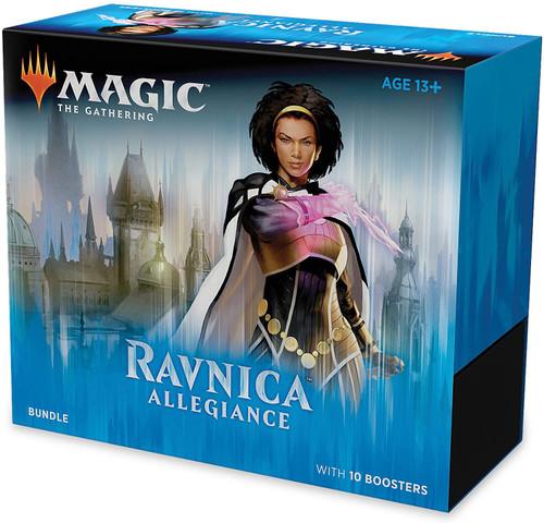 MtG Trading Card Game Ravnica Allegiance Bundle [Includes 10 Booster Packs!]