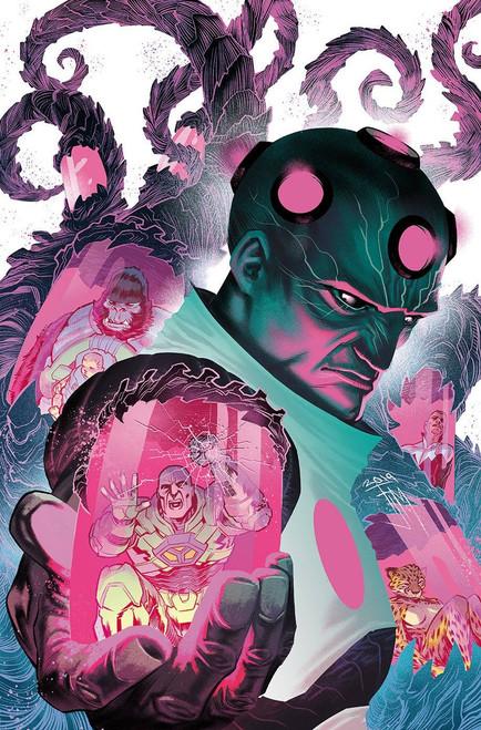 DC Justice League #18 Comic Book