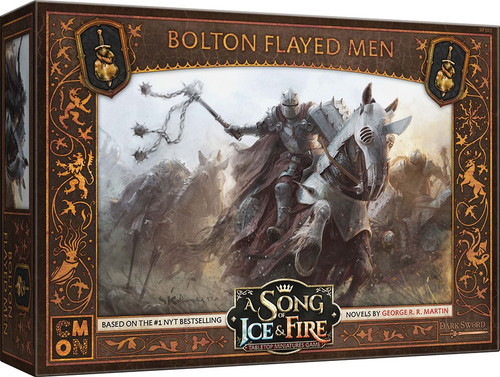 A Song of Ice & Fire Bolton Flayed Men Unit Box Tabletop Miniatures Game