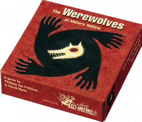 The Werewolves of Millers Hollow Card Game