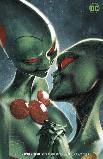 DC Martian Manhunter #3 of 12 Comic Book [Middleton Variant]