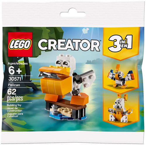 LEGO Creator Pelican Set #30571