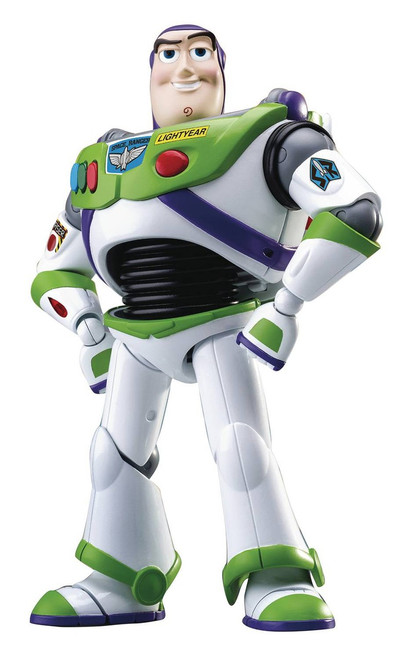 Disney Toy Story DYN 8-CTION HEROES Buzz Lightyear Exclusive Action Figure DAH-015