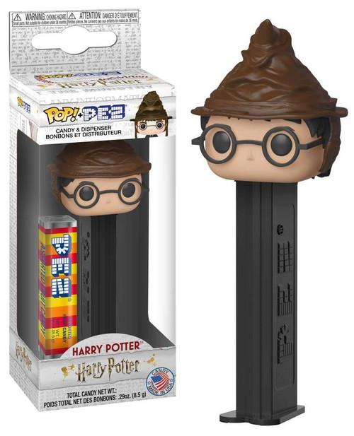 Funko POP! PEZ Harry Potter Candy Dispenser [Sorting Hat] (Pre-Order ships December)