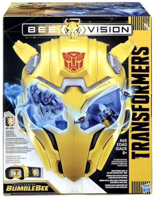 Transformers Bumblebee Bee Vision Mask