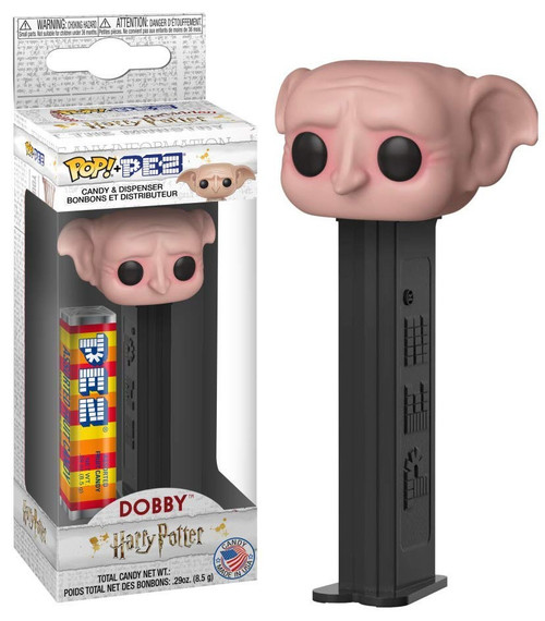 Funko Harry Potter POP! PEZ Dobby Candy Dispenser