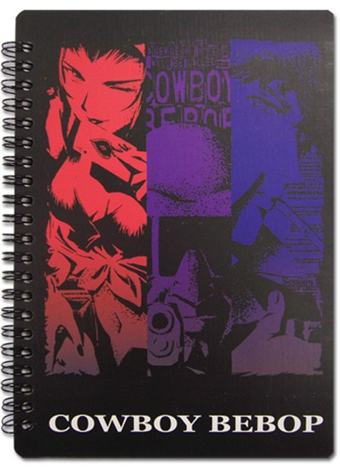 Cowboy Bebop Group Notebook