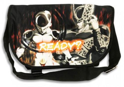Dragon Ball Z Dragon Ball FighterZ Frieza & Cell Messenger Bag