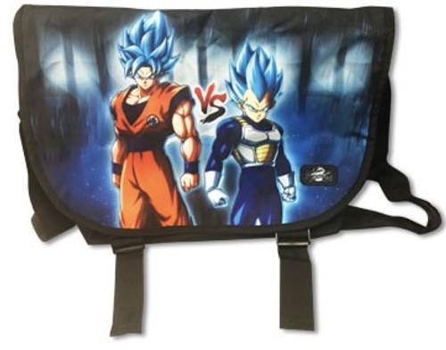 Dragon Ball Z Dragon Ball FighterZ Goku Vs. Vegeta Messenger Bag