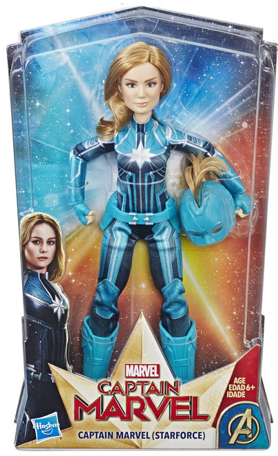 Captain Marvel Starforce Action Figure