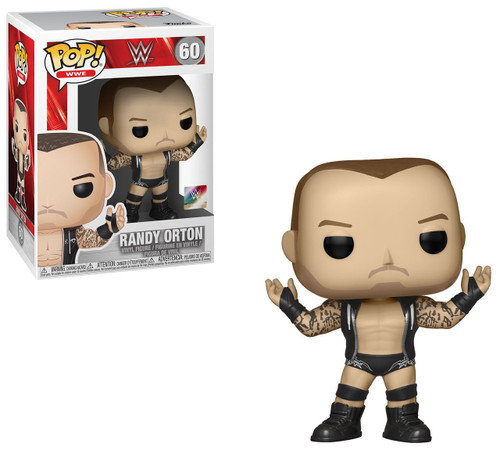 Funko WWE Wrestling POP! Sports Randy Orton Vinyl Figure #60