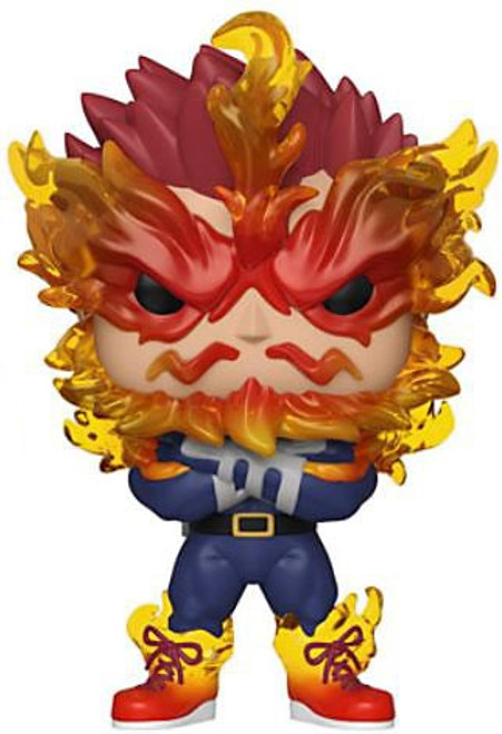 Funko My Hero Academia POP! Animation Endeavor Exclusive Vinyl Figure #495 [Enji Todoroki]
