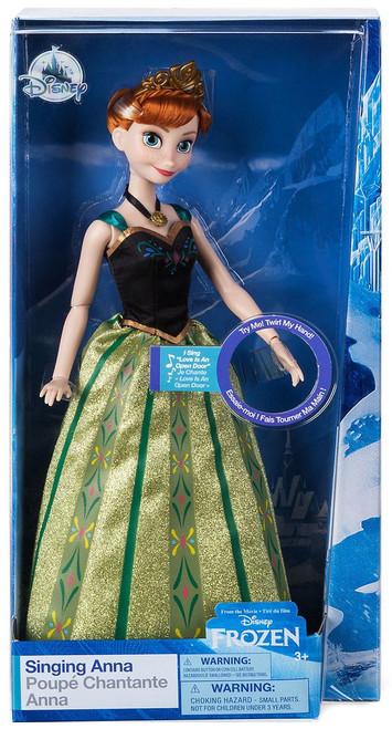 Disney Frozen Anna Exclusive 11.5-Inch Singing Doll [2019]