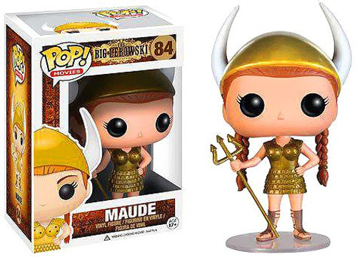Funko The Big Lebowski POP! Movies Maude Vinyl Figure #84 [Damaged Package]