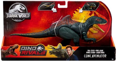 Jurassic World Fallen Kingdom Dino Rivals Concavenator Action Figure [Dual Attack, Green]