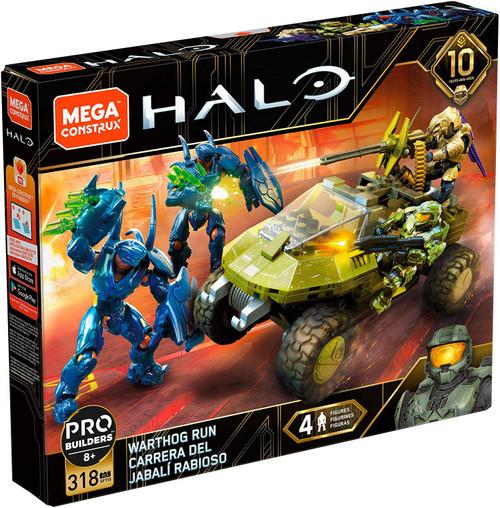 Halo Warzone Warthog Run Set