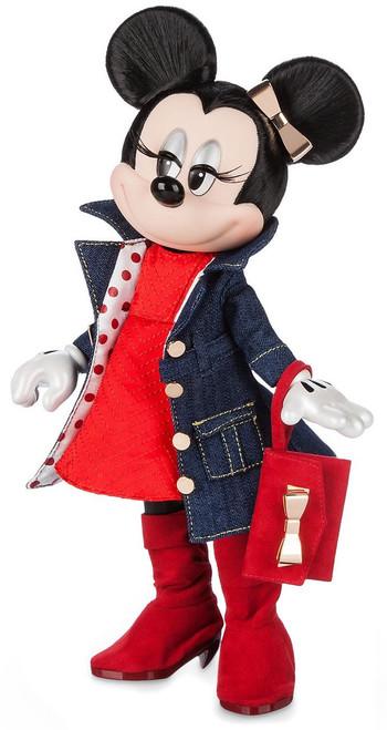 Disney Signature Minnie Mouse Exclusive 12-Inch Doll [Denim Jacket]
