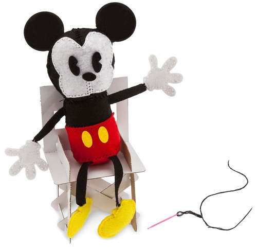 Disney Mickey Mouse Plush Kit Exclusive 7-Inch