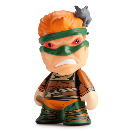 Teenage Mutant Ninja Turtles Shell Shock Rat King 3-Inch 1/20 Mystery Minifigure [Loose]