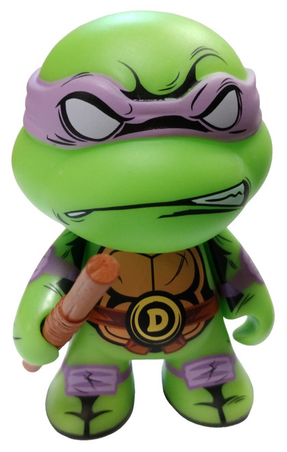 Teenage Mutant Ninja Turtles Shell Shock Donatello 3-Inch 2/20 Mystery Minifigure [Loose]