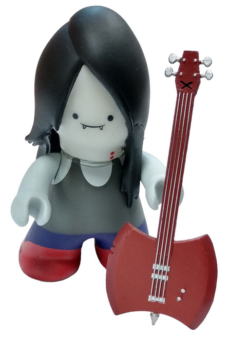 Cartoon Network Originals Marceline 3-Inch 1/18 Vinyl Mini Figure [Loose]